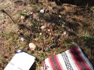 Wind Haven Consulting, Spring Solstice Ceremony 2012, Creating a Sanctuary, Sacred space
